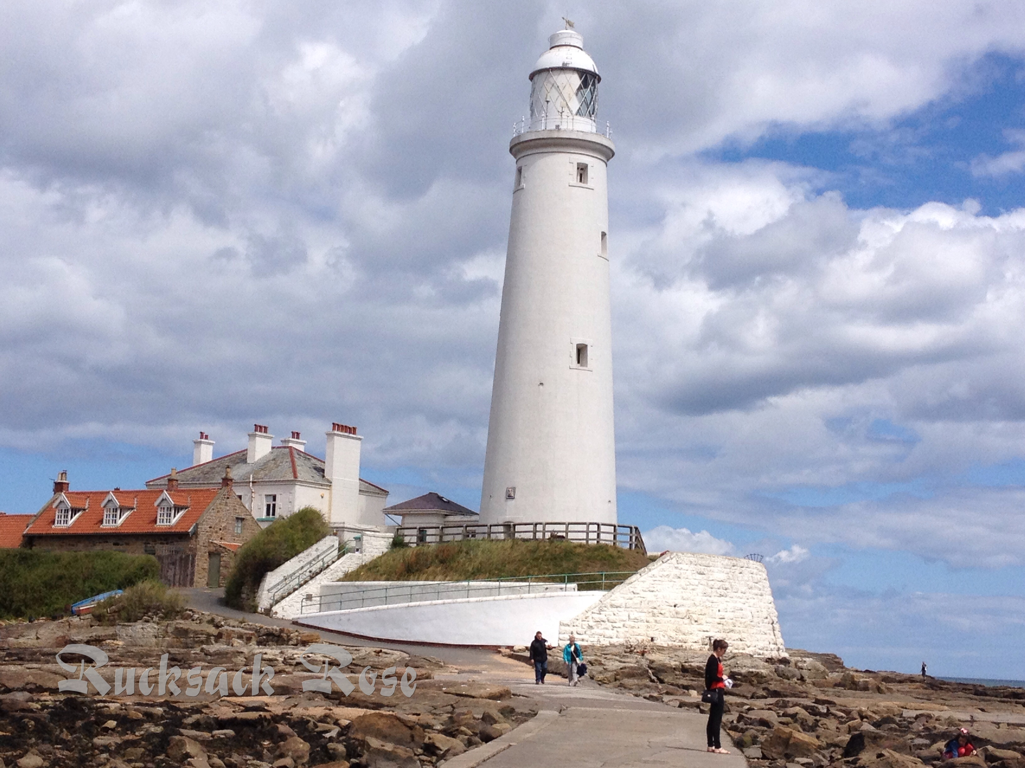 St Mary's Lighthouse