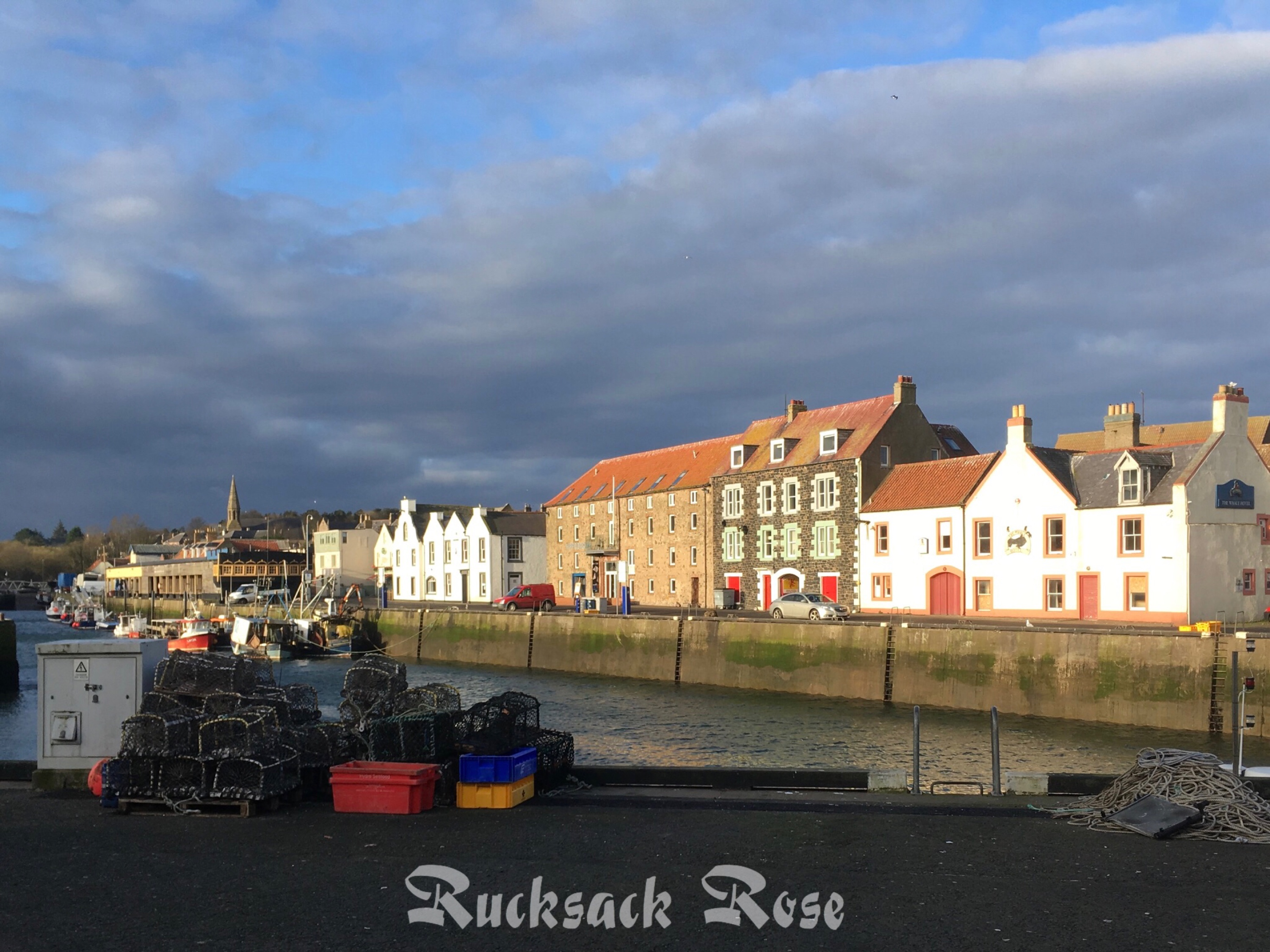 Eyemouth Port