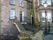 House by Sandgate on Berwick Walls