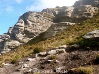 Scramble up to Simonside ridge