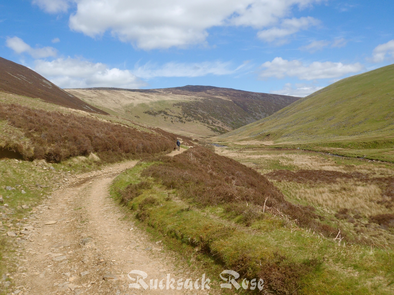 Towards Carrock Mine