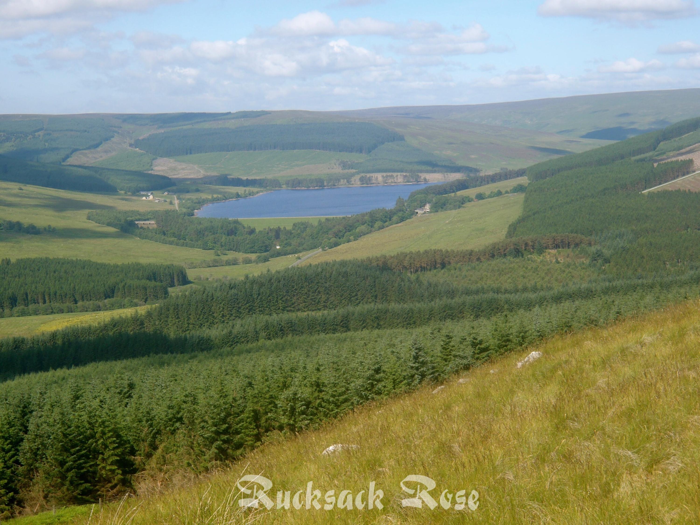 Byrness Hill