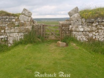 Hadrian's Wall Arch